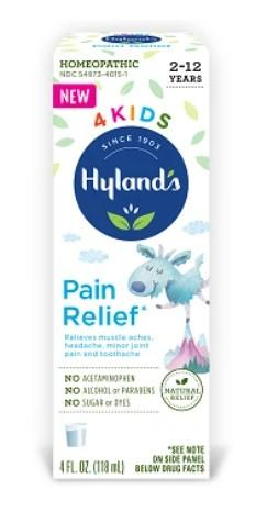 Hyland's 4Kids Pain Relief