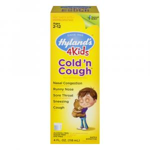 Hyland's Cold 'n Cough for Kids
