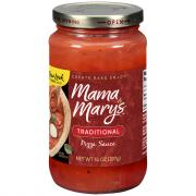 Mama Mary's Pizza Sauce