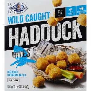 High Liner Wild Caught Haddock Bites