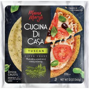 "Mama Mary's Cucina Di Casa 7"" Tuscan Pizza Crust"