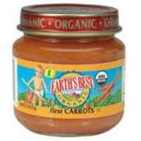 Earth's Best Organic First Carrots