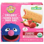 Earth's Best Sunnyday Strawberry Bars