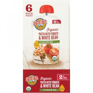 Earth's Best Organic Pasta With Tomato & White Bean