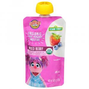 Earth's Best Organic Fruit Yogurt Mixed Berry Smoothie