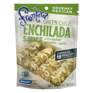 Frontera Green Chile Enchilada Sauce