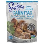 Frontera Garlicky Carnitas Slow Cook Sauce