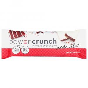 Power Crunch Red Velvet Protein Energy Bar