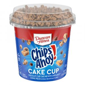 Duncan Hines Perfect Size For 1 Chips Ahoy Cup Mix