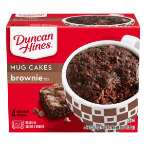 Duncan Hines Decadent Perfect Size For 1 Brownie Mix
