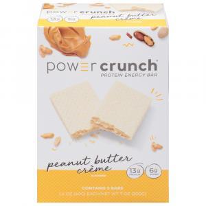 Power Crunch Peanut Butter Creme Bars
