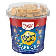 Duncan Hines Perfect Size For 1 Honey Maid Smores Mix