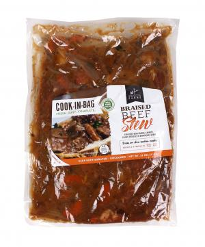 Winchester Farms Cook-In Bag Braised Beef Stew