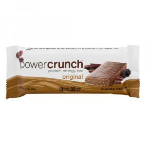 Power Crunch Original Mocha Creme Protein Energy Bar