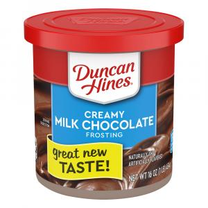 Duncan Hines Ready To Spread Milk Chocolate Frosting