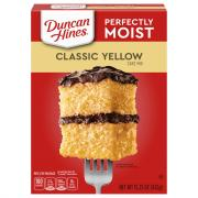 Duncan Hines Yellow Cake Mix