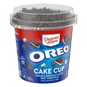 Duncan Hines Perfect Size For 1 Oreo Cookie Cup Mix