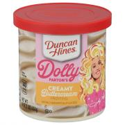 Duncan Hines Butter Creme Frosting