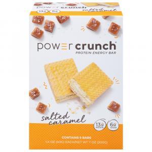 Power Crunch Original Salted Caramel Protein Energy Bars