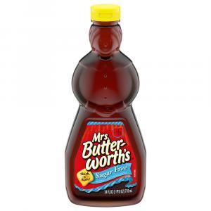 Mrs. Butterworth's Sugar Free Syrup