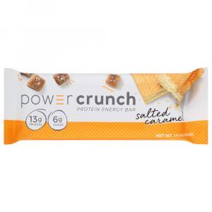 Power Crunch Salted Caramel Energy Bar