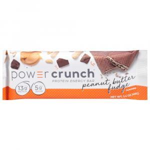 Power Crunch Peanut Butter Fudge Bar