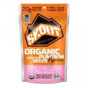 Skout Organic Pumpkin Seeds Pink Himalayan Salt