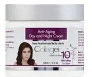 Colageina Anti-Aging Day and Night Cream
