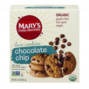 Mary's Gone Crackers Organic Gluten Free Cookies