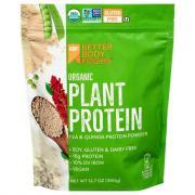 Better Body Foods Organic Plant Protein Powder
