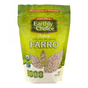 Nature's Earthly Choice Organic Italian Pearled Farro