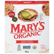 Mary's Gone Crackers Organic Gluten Free Original Crackers