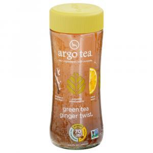 Argo Tea Green Tea Ginger Twist Tea