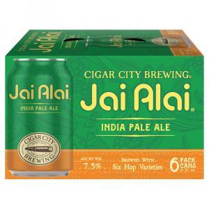 Cigar City Jai Alai Beer