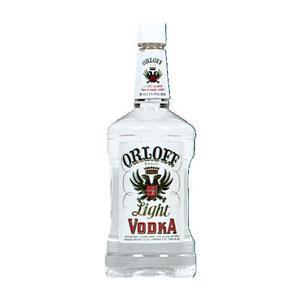 Orloff Vodka 100 Proof