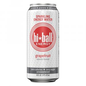 Hiball Grapefruit Sparkling Energy Water