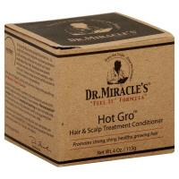 Dr. Miracle Hot Gro Hair & Scalp Treatment Conditioner