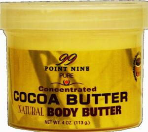 99 Point Nine Cocoa Butter Natural Body Butter