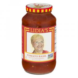 Lidia's Tomato Basil Sauce