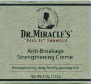 Dr. Miracle Anti-Breakage Strengthening Cream