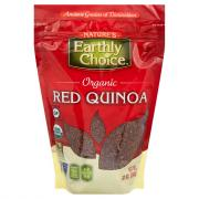 Nature's Earthly Choice Organic Premium Red Quinoa