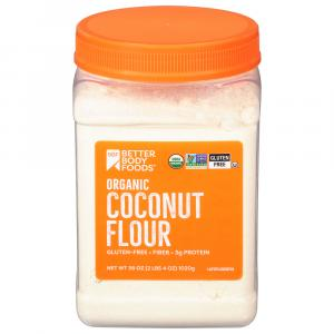 Better Body Foods Organic Coconut Flour