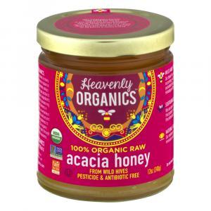 Heavenly Organics Himalayan Raw Acacia Honey