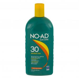 No-ad Sunblock Lotion Spf 30
