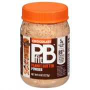 PB Fit Chocolate Peanut Butter Powder