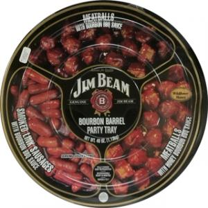 Jim Beam Meatball & Sausage Party Tray