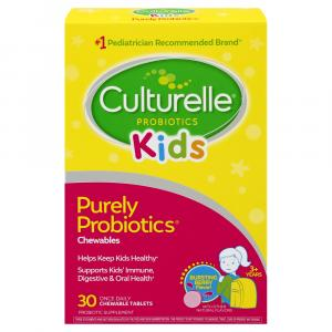 Culturelle Probiotic Kids Chewables