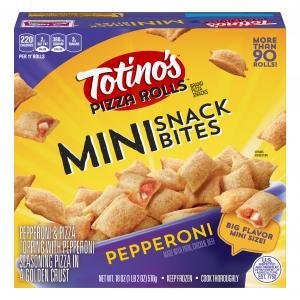 Totino's Mini Snack Bites Pepperoni