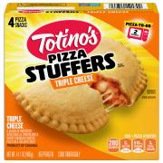 Totino's Pizza Stuffers Triple Cheese