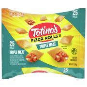 Totino's Triple Meat Pizza Rolls